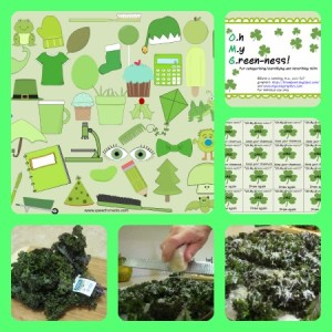 PicMonkey Collage kale