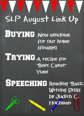 august link up