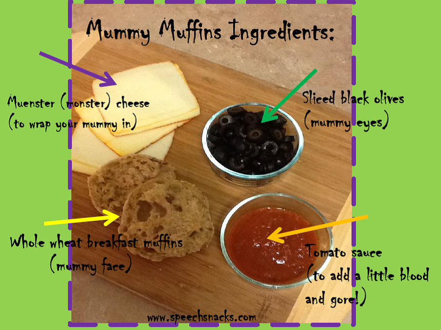 mummy muffin 1