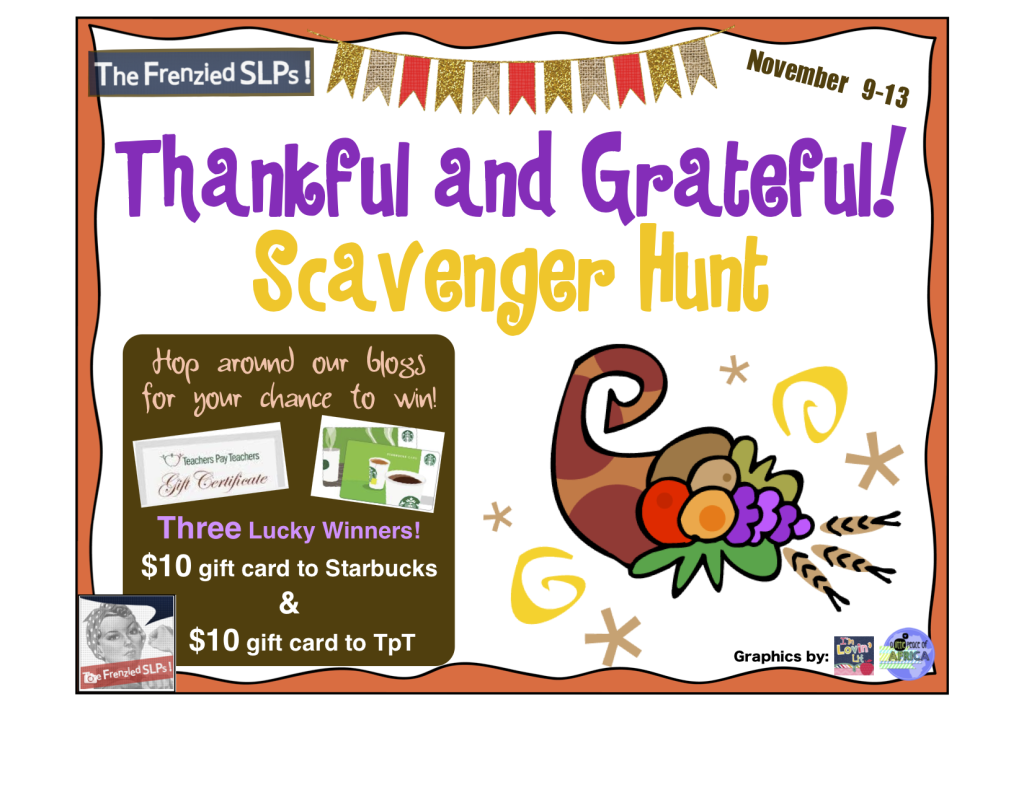 graphics for thankful blog hop