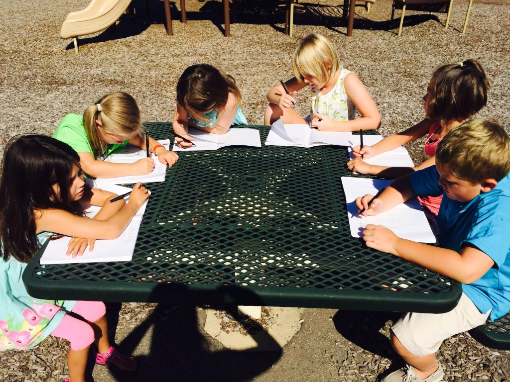 writing-camp_outside