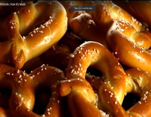 how to pretzels